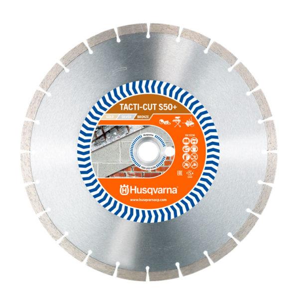 DISCO HUSQVARNA TACTI CUT S50 DIAMETRO 300 MM